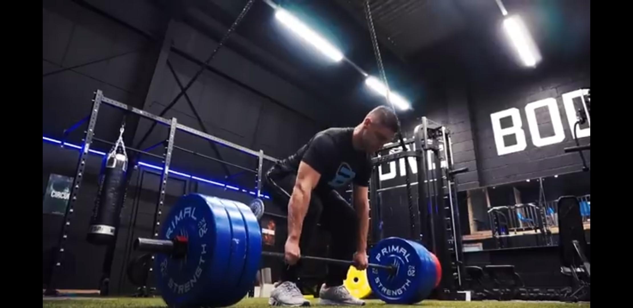 compound lifts